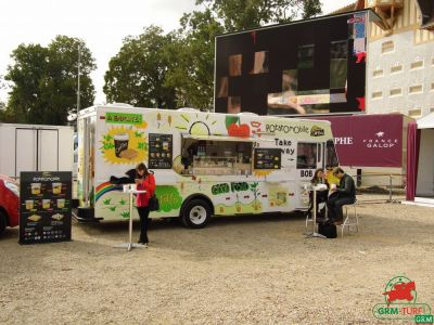 Food Truck Longchamp