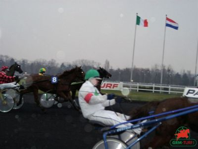 Courses à Vincennes