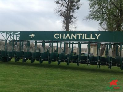 Quinté à Chantilly