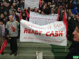 Supporters de READY CASH