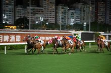 Hippodrome de Happy Valley (Hong-Kong)